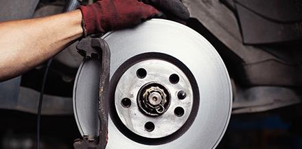 Quality brake pad repairs